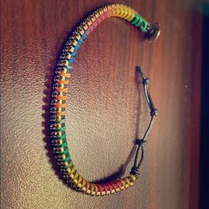 Stella and Dot Rainbow bracelet